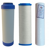 RO replacement filter Set for 25 Lph commercial RO