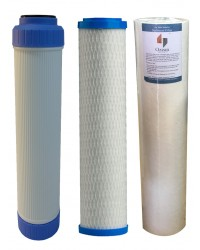 RO replacement filter Set for 50/100 Lph commercial RO