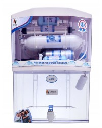Gold Alkaline Electric Water Purifier