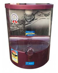 Pure+ RO Mineral Electric Water Purifier, Cherry