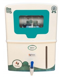 Salvus RO UV UF Electric Water Purifier, Green