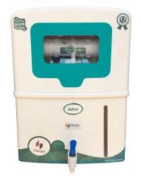 Salvus RO UV UF Electric Water Purifier, Green