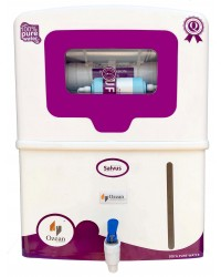 Salvus RO UV UF Electric Water Purifier, Purple