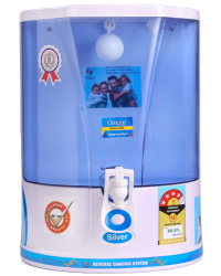 Silver RO Mineral Electric Water Purifier