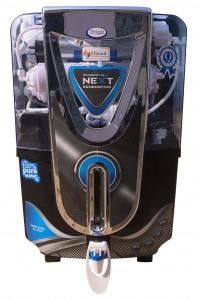 Drizzel RO UV UF Electric Water Purifier,Black