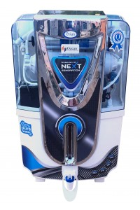 Drizzel RO UV UF Electric Water Purifier,Chrom
