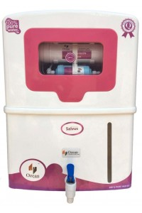 Salvus RO UV UF Electric Water Purifier, pink
